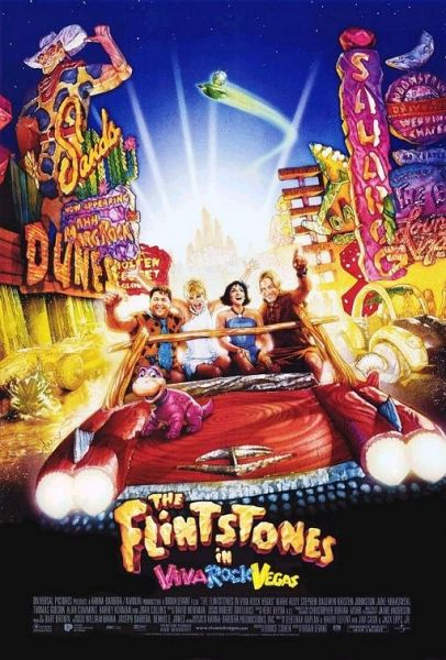 Die Flintstones in Viva Rock Vegas
