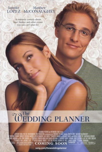 Wedding Planner - Verliebt, verlobt, verplant