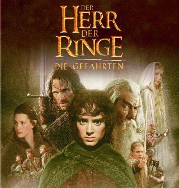 Der Herr der Ringe: Die Gefährten