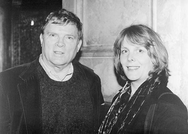 D.A. Pennebaker and Chris Hegedus  ARSENAL Filmverleih GmbH