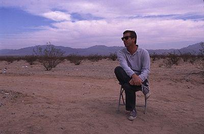 Twentynine Palms: Regisseur Bruno Dumont