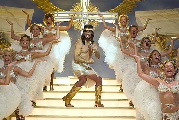 Jesus (Robert Torti) in Action  VCL Film + Medien AG