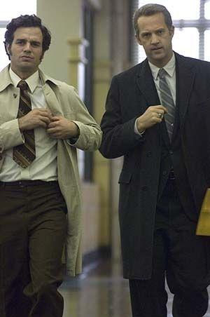Mark Ruffalo und Anthony Edwards  2006 Warner Bros. Ent.