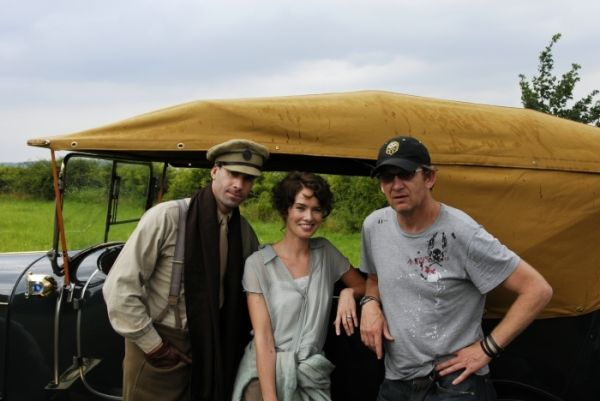 Joseph Fiennes, Lena Headey, Nikolai Müllerschön