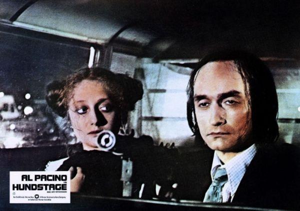 Hundstage - John Cazale, Carol Kane