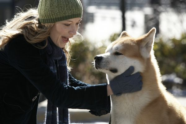 Auch Parkers Tochter Andy (Sarah Roemer) und Hachiko...hiko'