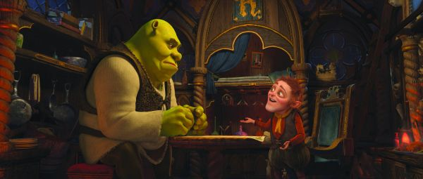 Für immer Shrek - Shrek (MIKE MYERS) contemplates the...OHRN)