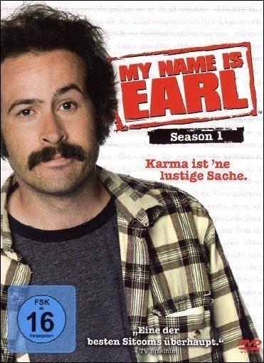 My Name is Earl - Season 1 - Serienbox-Cover