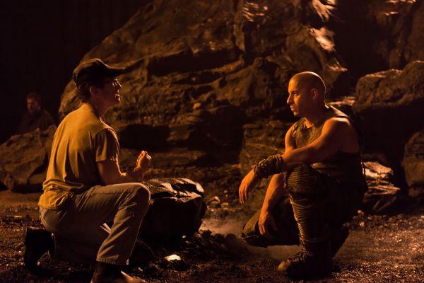 Riddick - Arbeitsfoto: Regisseur David Twohy und...mmen.