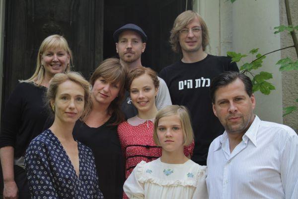 Lore - unten von links nach rechts: Ursina Lardi...film)