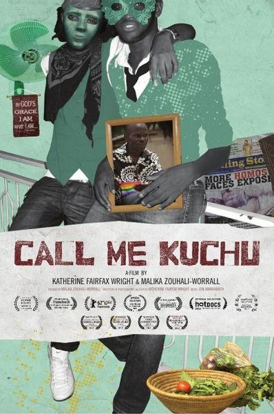 Poster - Call Me Kuchu