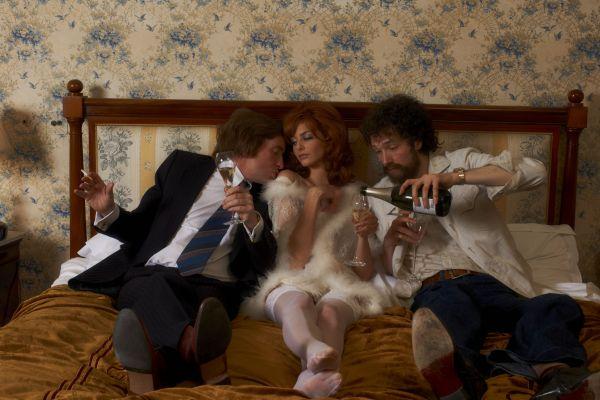 The Look of Love - Paul Raymond (Steve Coogan), Fiona...agner