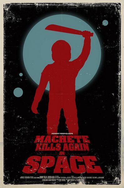 Machete Kills Again... In Space!