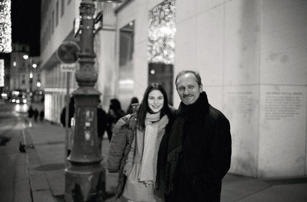 Oktober November - Nora von Waldstätten und Götz Spielmann