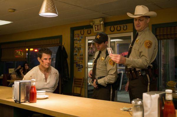 Jack Reacher: Kein Weg zurück -  Tom Cruise als Jack...eriff