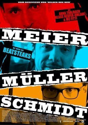 Meier Müller Schmidt