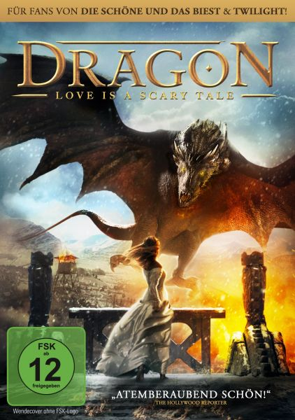 Dragon: Love is a Scary Tale