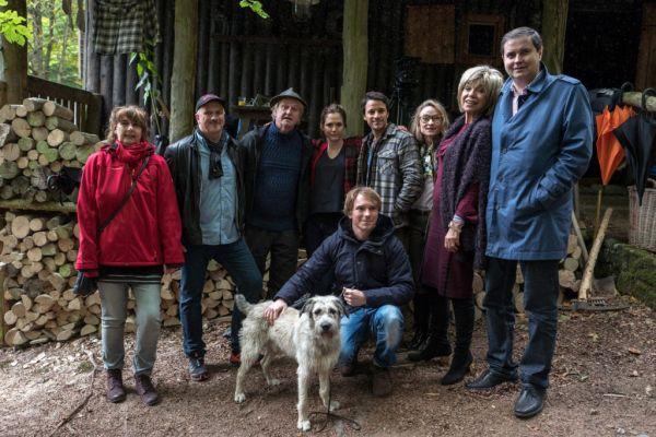 Wuff - Folge dem Hund - v.l.n.r.: Produzentin Sonja...Bozer