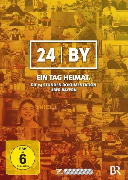 24 Stunden Bayern. Ein Tag Heimat.