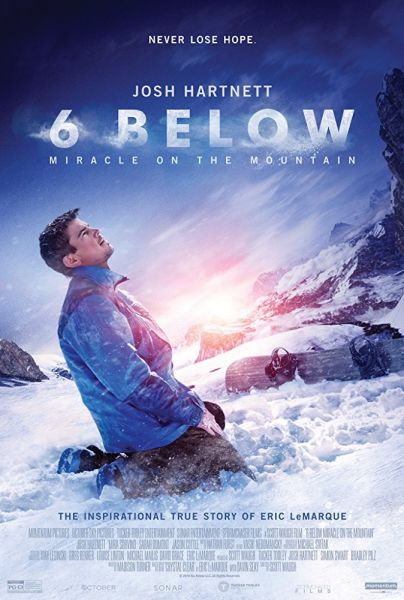 6 Below: Verschollen im Schnee