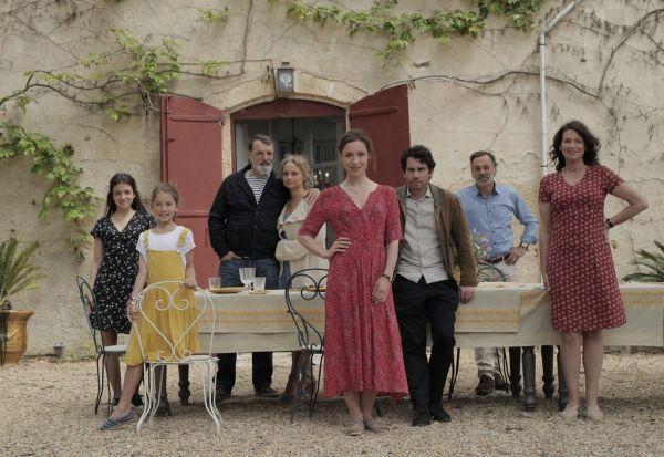 Ein Tisch der Provence : Hoffnung auf der Heilung