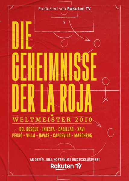 Die Geheimnisse der La Roja