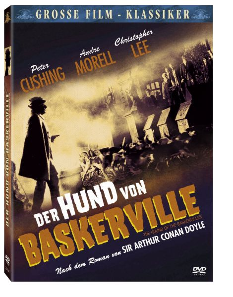 Der Hund von Baskerville - DVD-Packshot
