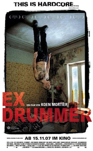Ex Drummer - Kinoplakat
