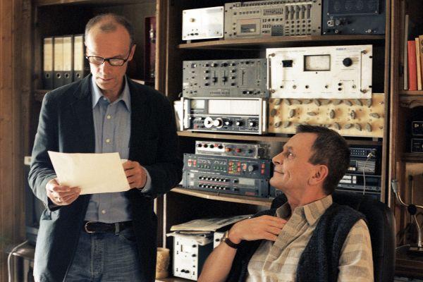Edgar Selge und Ralf Dittrich in 'Im nächsten Leben'