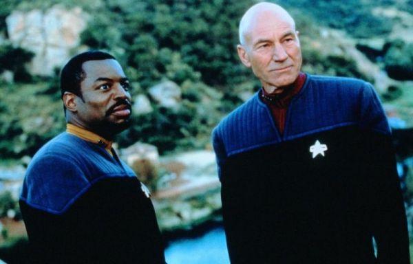 Star Trek - Der Aufstand - Patrick Stewart, LeVar Burton